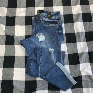 L&B boyfriend fit jeans